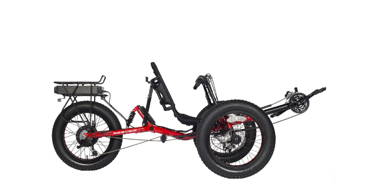 2019 Electric Bike Technologies Electric Fat Tad Trike Electric Bike Review