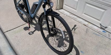 2019 Raleigh Misceo Ie Front Suspension Fork
