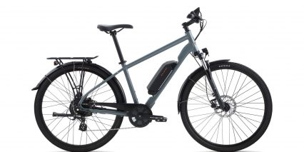 2019 Raleigh Misceo Ie Stock High Step Gray