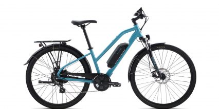 2019 Raleigh Misceo Ie Stock Mid Step Teal