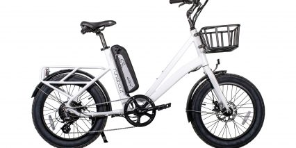 Civi Bikes Runabout Stock Step Through White