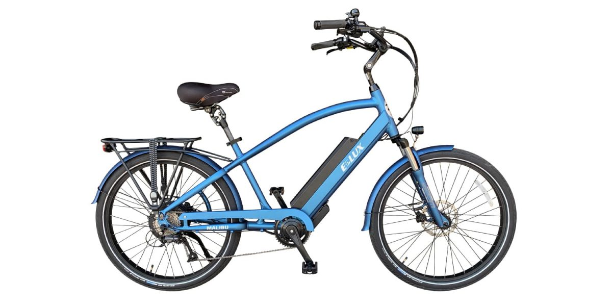 E Lux Malibu Gt Electric Bike Review