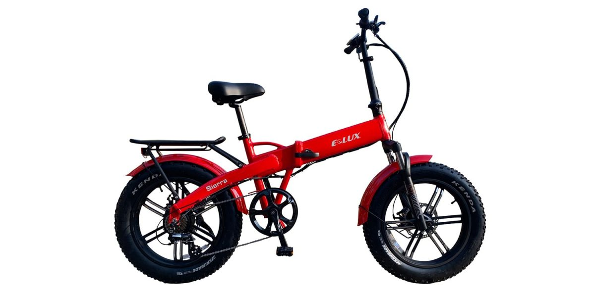E Lux Sierra Sport Electric Bike Review