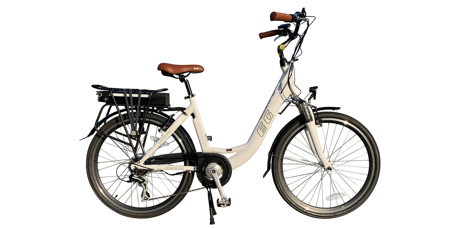Electric Bike Review >> Eg Athens 350 Review