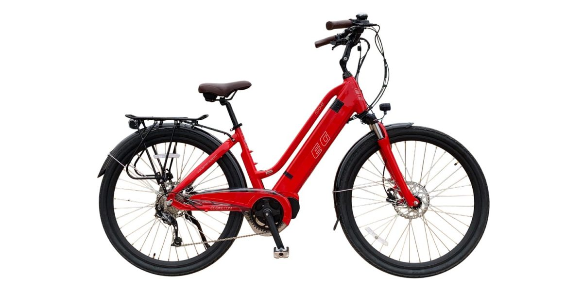 Eg Geneva 500mx Electric Bike Review