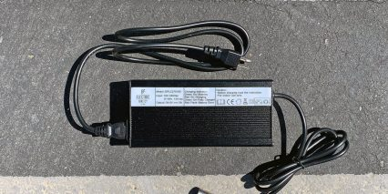 Electric Bike Company Model X 3amp Charger