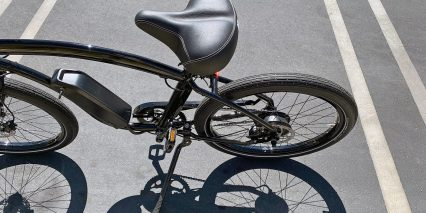 Electric Bike Company Model X Center Mounted Kickstand