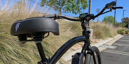 Electric Bike Company Model X Comfort Saddle