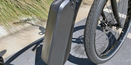 Electric Bike Company Model X Mid Mounted Battery