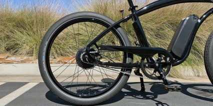 Electric Bike Company Model X Single Speed System