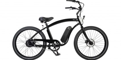 Electric Bike Company Model X Stock High Step Black