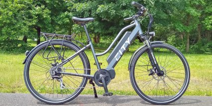 Electric Bike Technologies Electric City Bike