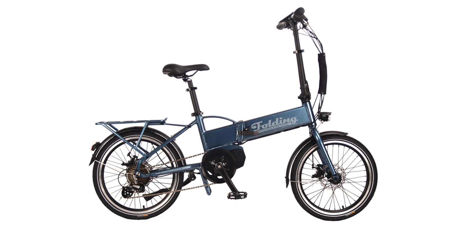 electric bike technologies electric folding bike review