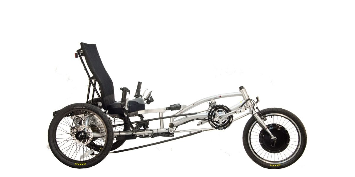 Electric Bike Technologies Ez 3 Hd Electric Trike Review