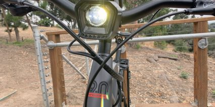 Haibike Sduro Trekking S 9 0 150 Lumens Battery Integrated Headlight