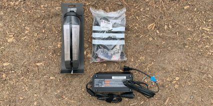 Haibike Sduro Trekking S 9 0 4amp Charger Optional Magnetic Water Bottle