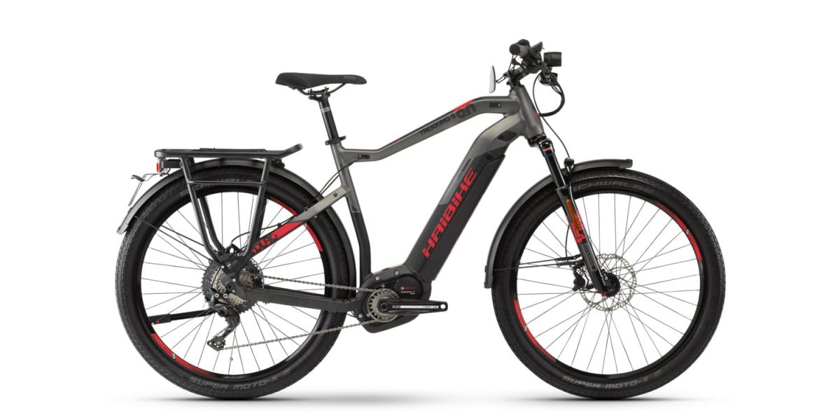Haibike Sduro Trekking S 9 0 Electric Bike Review