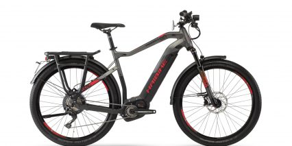 Haibike Sduro Trekking S 9 0 Stock High Step Gray