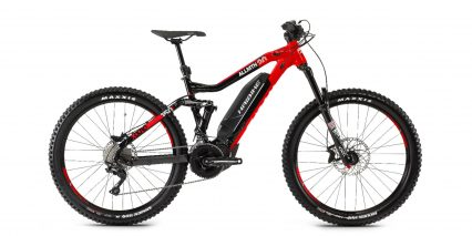 Haibike Xduro Allmtn 2 0 Stock High Step Black