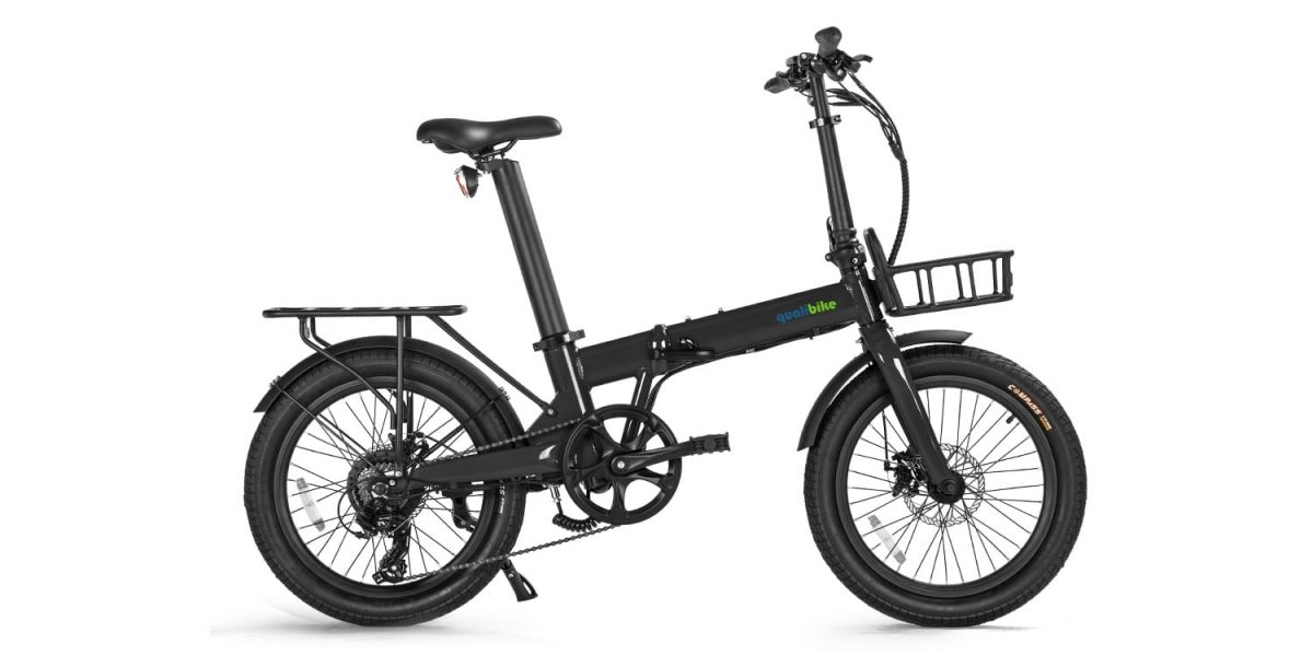 Qualisports Dolphin Electric Bike Review