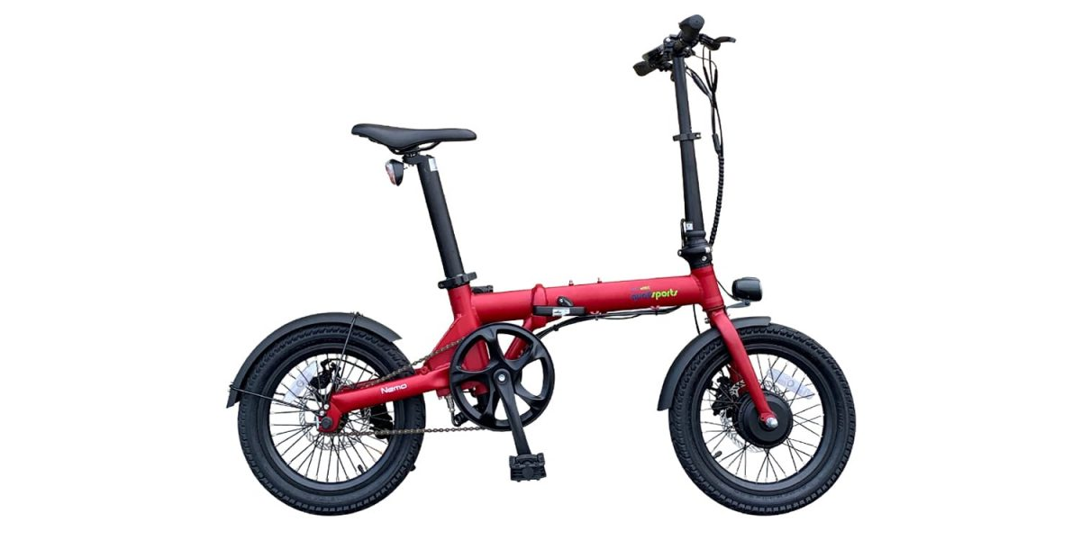 Qualisports Nemo Electric Bike Review
