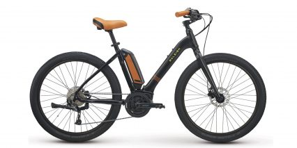 Raleigh Venture 2 0 Ie Stock Step Through Black