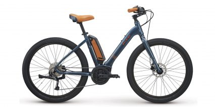 Raleigh Venture 2 0 Ie Stock Step Through Navy