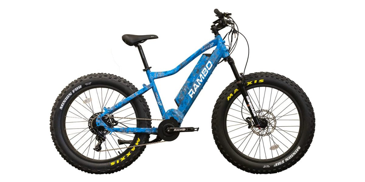 Rambo Bikes 1000xpc Electric Bike Review