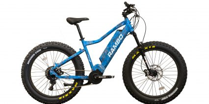 Rambo Bikes 1000xpc Stock High Step Blue