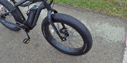 Rambo Bikes 750 26 Rigid Fork Fat Tire