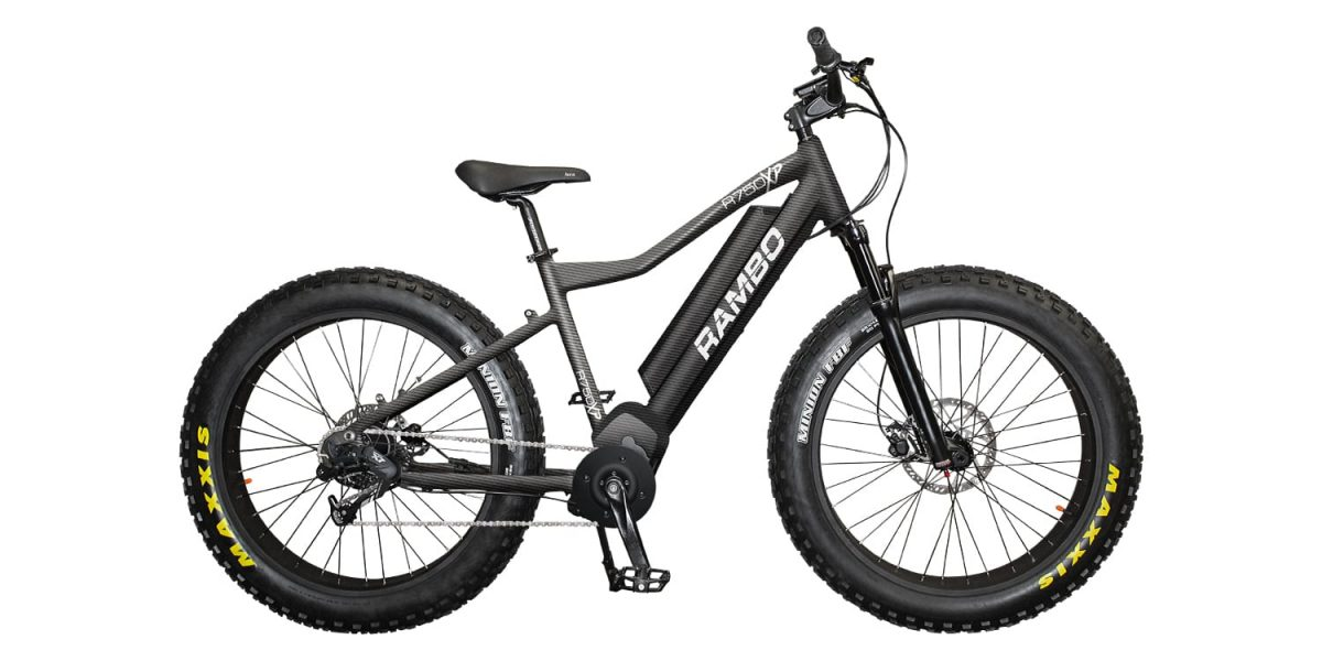 Rambo Bikes 750xp Carbon Electric Bike Review