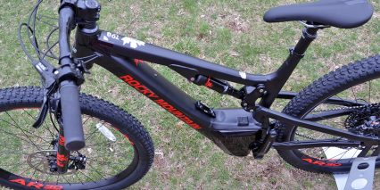 Rocky Mountain Instinct Powerplay 48v Downtube Integrated Battery