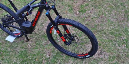 Rocky Mountain Instinct Powerplay Fox Front Suspension Fork