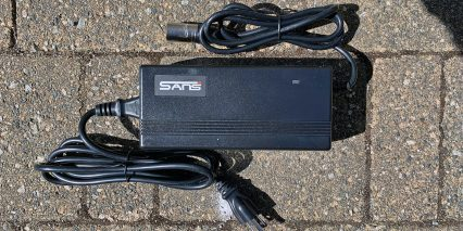 Spark Bikes Spark Mini 3amp Battery Charger