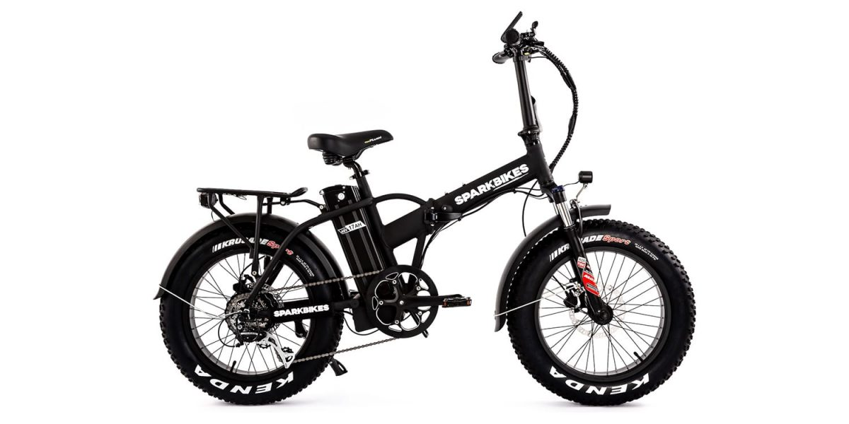 Spark Bikes Spark Mini Electric Bike Review