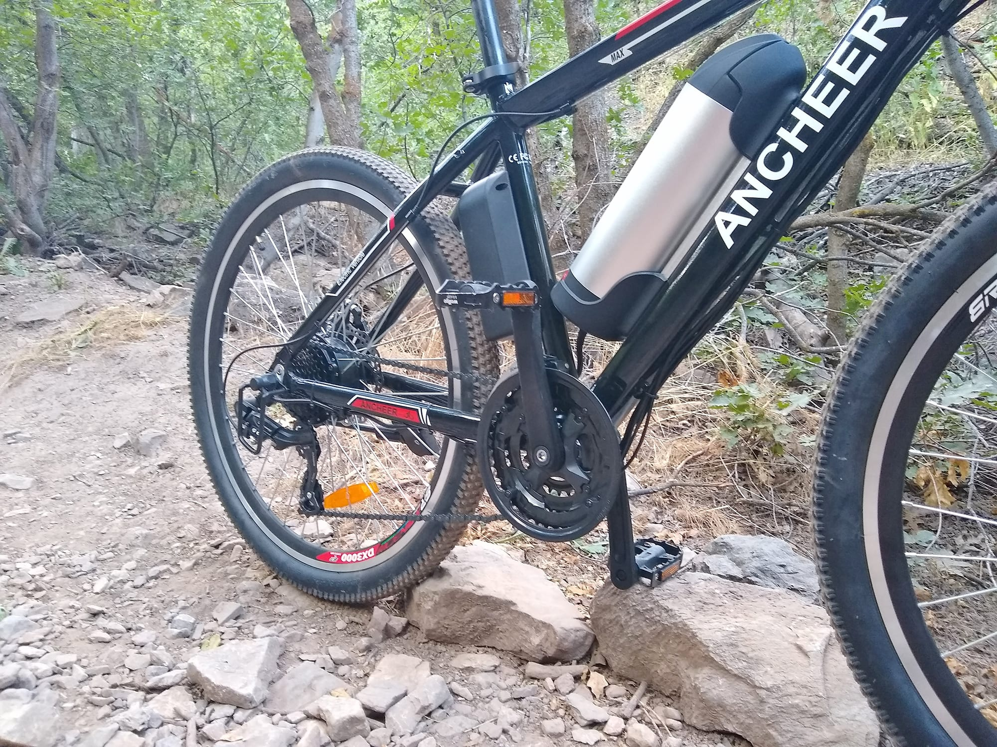 Ancheer Power Plus Electric Mountain Bike Review - Prices, Specs, Videos,  Photos