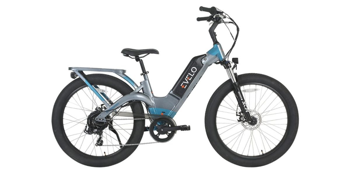 Aurora Hub Drive Electric Bike Review