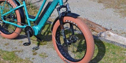 Biktrix Stunner X Kenda Gigas Fat Tires Rst Suspension Fork Fenders