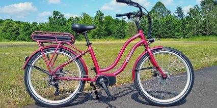 Electric Bike Technologies Electric Cruiser Bike
