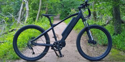 Electric Bike Technologies Electric Mountain Bike