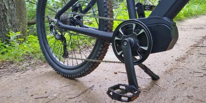 Electric Bike Technologies Electric Mountain Bike Dapu Mid Drive Motor