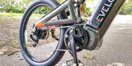 Evelo Aries Mid Drive Bafang Mid Drive Motor