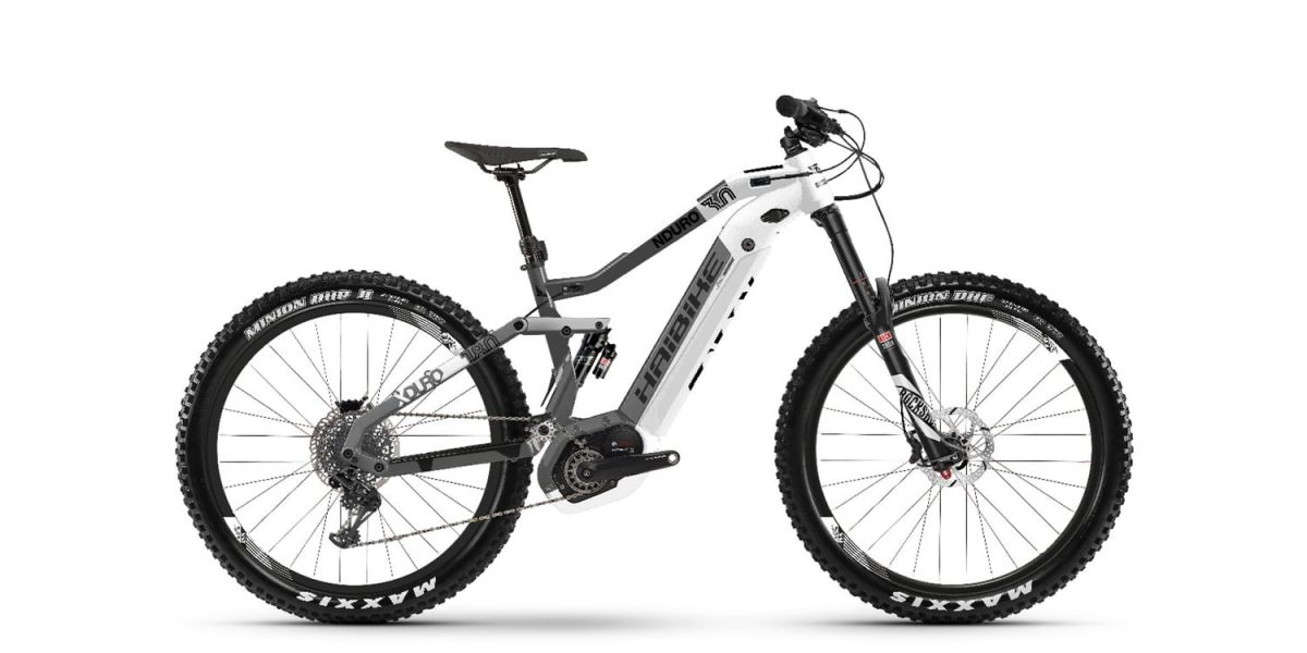 Haibike Xduro Nduro 3 0 Electric Bike Review