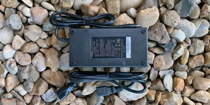 Mod Bikes Black 2amp Battery Charger