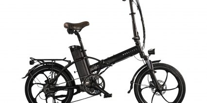 Mod Bikes City Plus Stock Folding Black