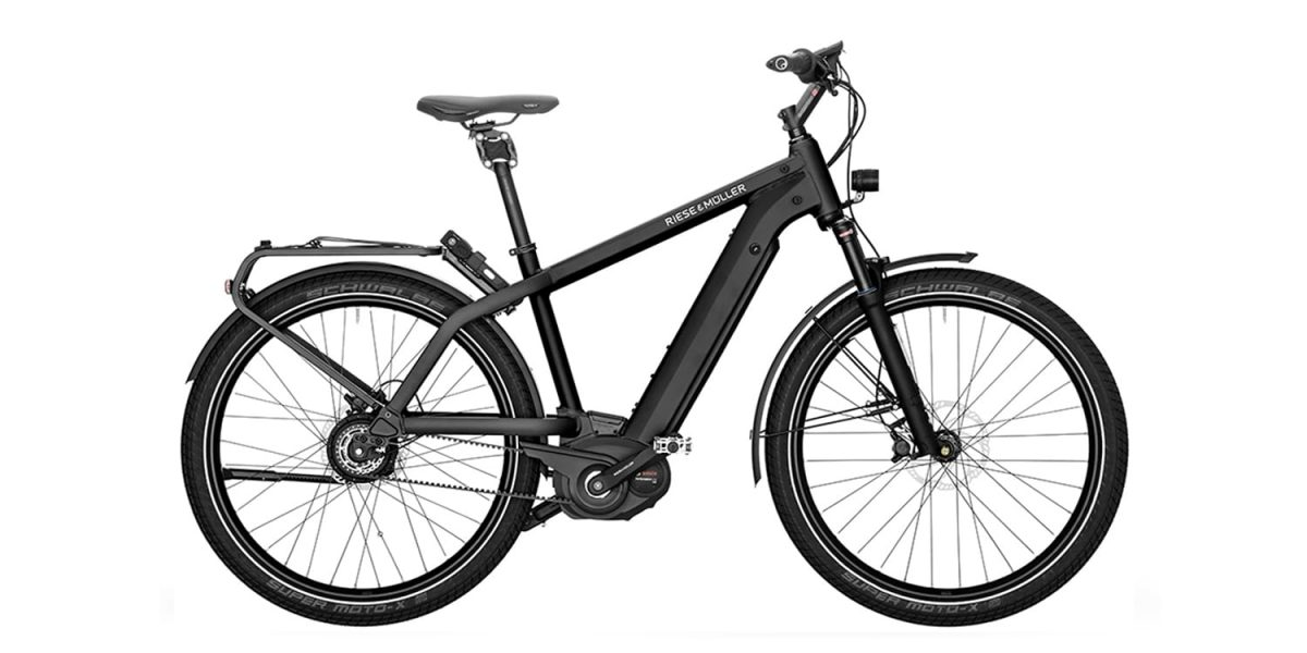 Riese Muller Charger Gh Vario Electric Bike Review