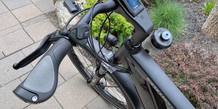 Riese Muller Charger Gh Vario Locking Ergonomic Grips Magura Brake Levers Bosch Kiox Display