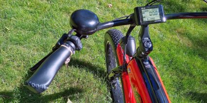 Wildsyde The Beast Large Integrated Bell Ergonomic Grips Display
