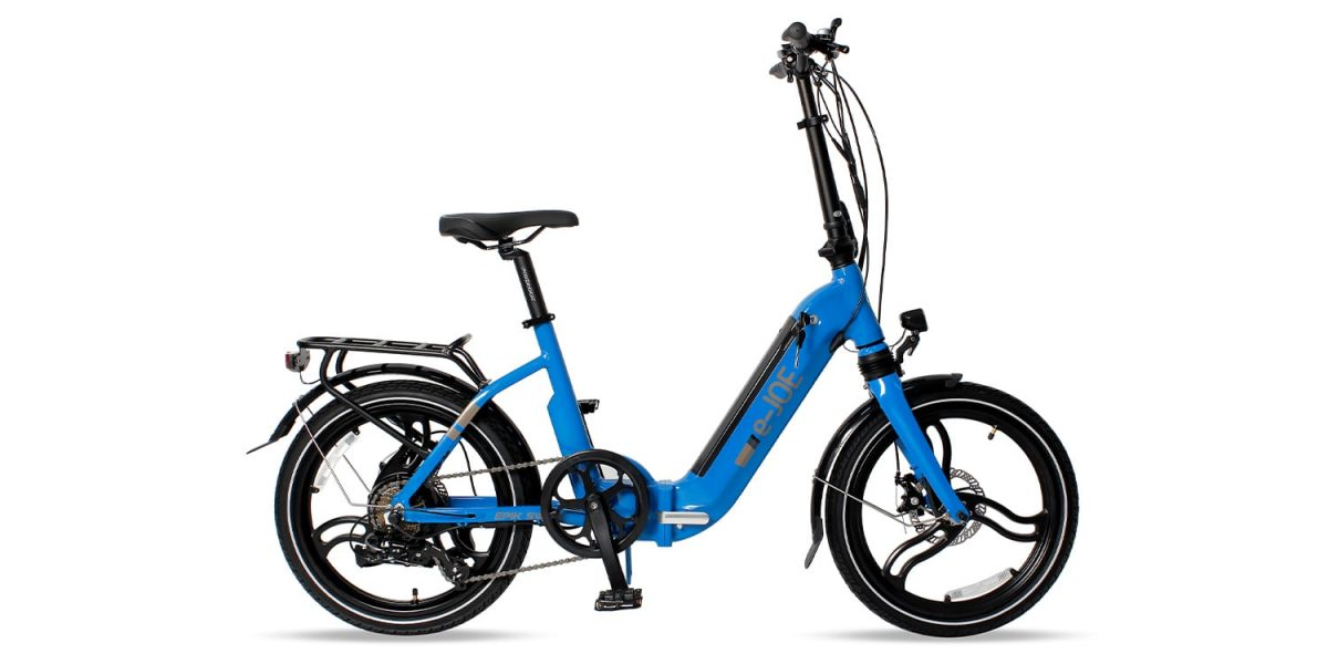 E Joe Epik Swan 350 Electric Bike Review