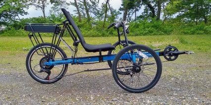 Electric Bike Technologies Eco Tad Trike